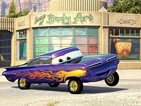 Blu-ray Review: Cars | High-Def Digest