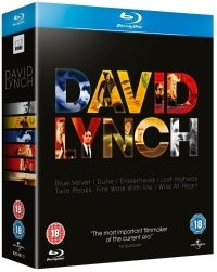 David Lynch Box Set from UK