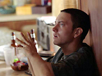 '8 Mile,' if cliched as a story, attempts to bring authenticity to a world ...